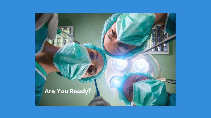 Surgery Webinar Banner