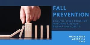 Fall Prevention Banner